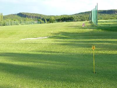 Golf Laab - Chippingarea