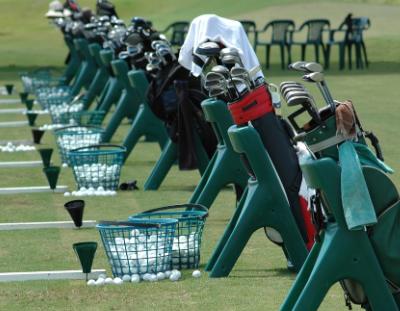 Golfspielen lernen in Laab