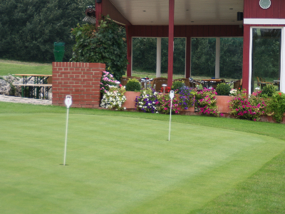 Golf Laab - Puttinggreen
